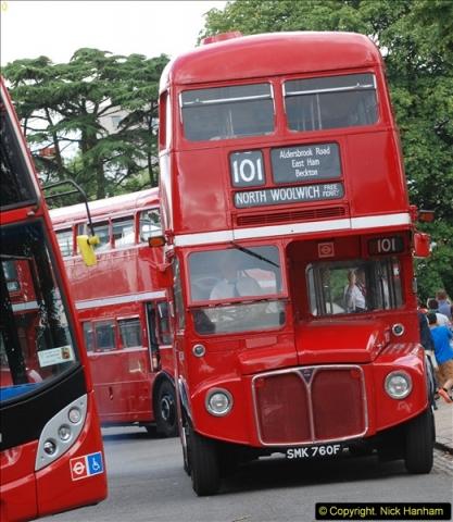 2014-07-13 Routemaster 60 @ Finsbury Park, London.  (331)331