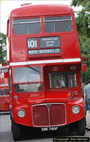 2014-07-13 Routemaster 60 @ Finsbury Park, London.  (332)332