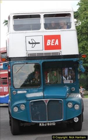 2014-07-13 Routemaster 60 @ Finsbury Park, London.  (333)333