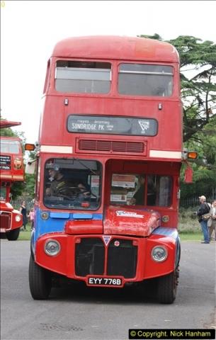 2014-07-13 Routemaster 60 @ Finsbury Park, London.  (334)334