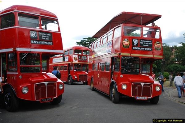 2014-07-13 Routemaster 60 @ Finsbury Park, London.  (336)336