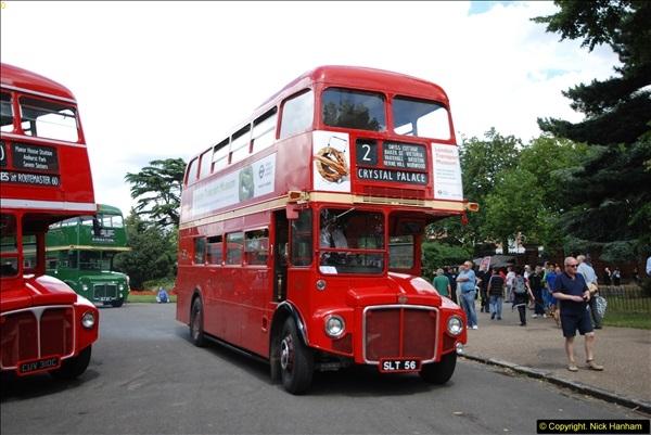 2014-07-13 Routemaster 60 @ Finsbury Park, London.  (337)337