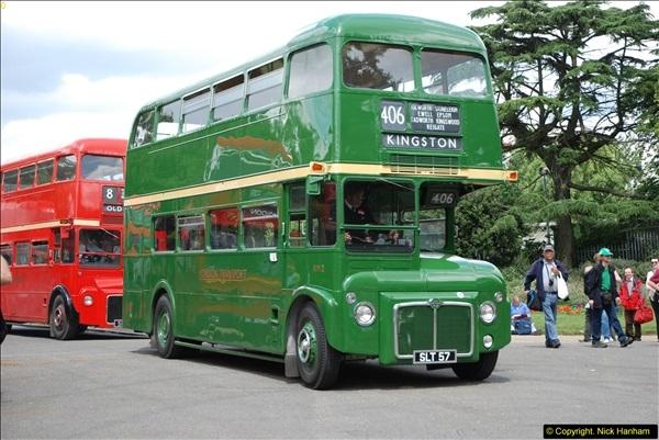2014-07-13 Routemaster 60 @ Finsbury Park, London.  (338)338