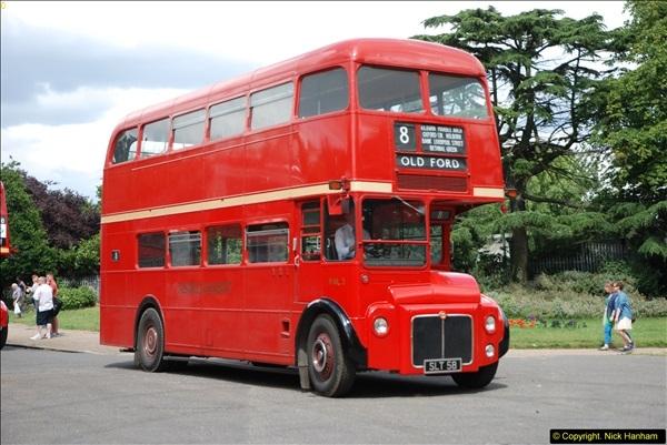 2014-07-13 Routemaster 60 @ Finsbury Park, London.  (339)339
