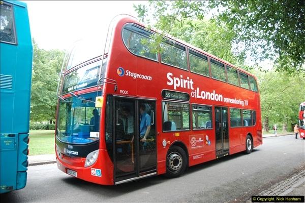 2014-07-13 Routemaster 60 @ Finsbury Park, London.  (34)034