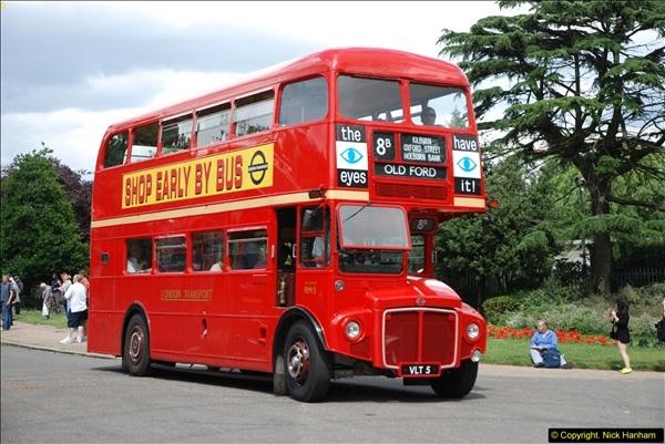 2014-07-13 Routemaster 60 @ Finsbury Park, London.  (340)340