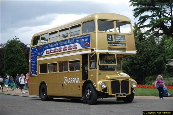 2014-07-13 Routemaster 60 @ Finsbury Park, London.  (341)341