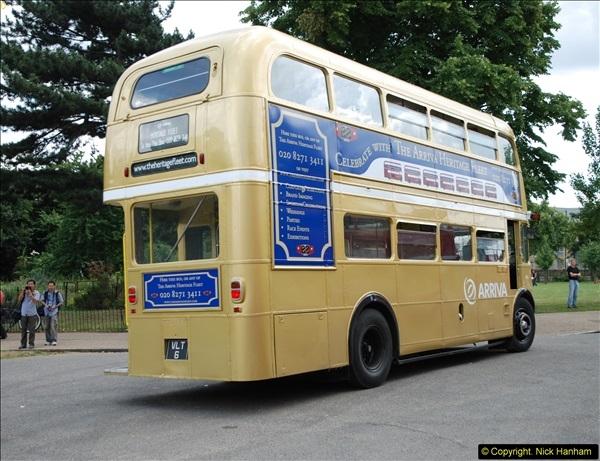2014-07-13 Routemaster 60 @ Finsbury Park, London.  (349)349