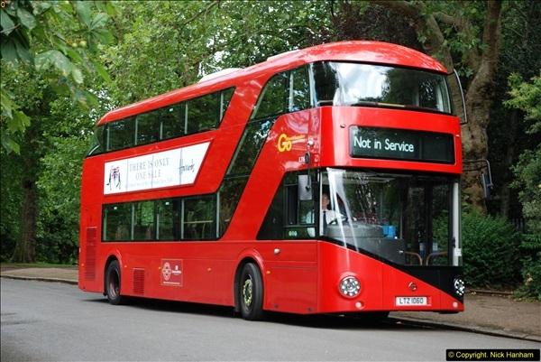 2014-07-13 Routemaster 60 @ Finsbury Park, London.  (35)035