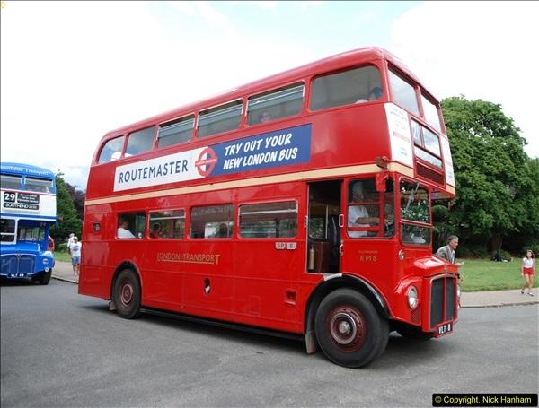 2014-07-13 Routemaster 60 @ Finsbury Park, London.  (350)350