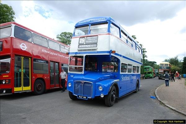 2014-07-13 Routemaster 60 @ Finsbury Park, London.  (351)351