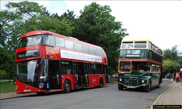 2014-07-13 Routemaster 60 @ Finsbury Park, London.  (352)352