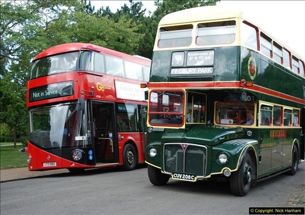 2014-07-13 Routemaster 60 @ Finsbury Park, London.  (353)353