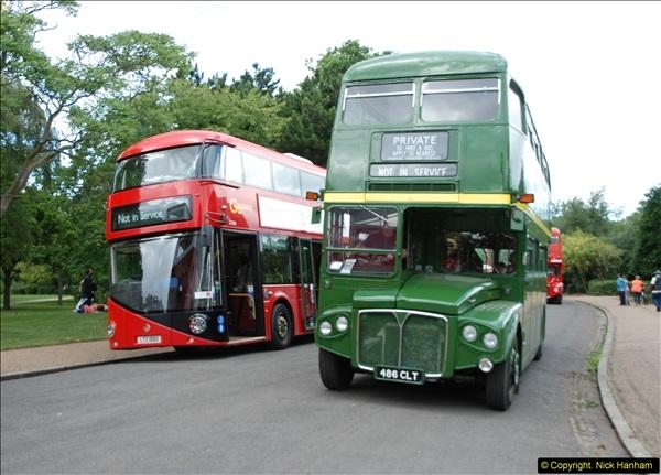 2014-07-13 Routemaster 60 @ Finsbury Park, London.  (356)356
