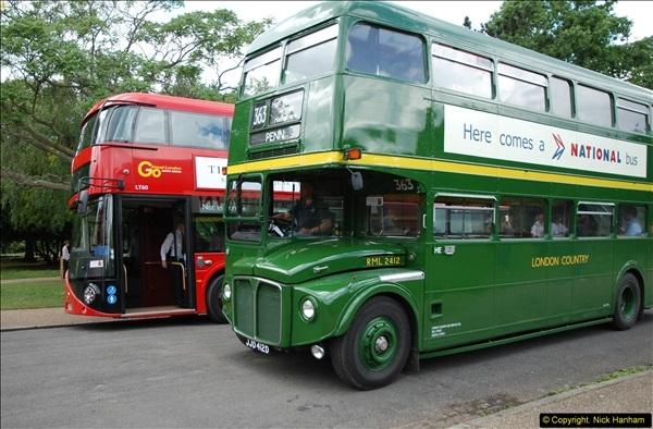 2014-07-13 Routemaster 60 @ Finsbury Park, London.  (358)358