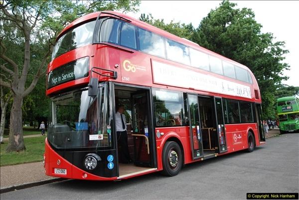 2014-07-13 Routemaster 60 @ Finsbury Park, London.  (359)359