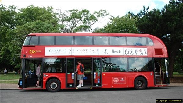 2014-07-13 Routemaster 60 @ Finsbury Park, London.  (361)361