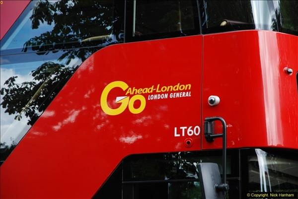 2014-07-13 Routemaster 60 @ Finsbury Park, London.  (362)362
