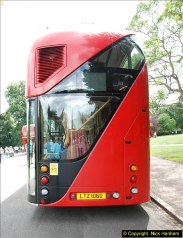2014-07-13 Routemaster 60 @ Finsbury Park, London.  (363)363