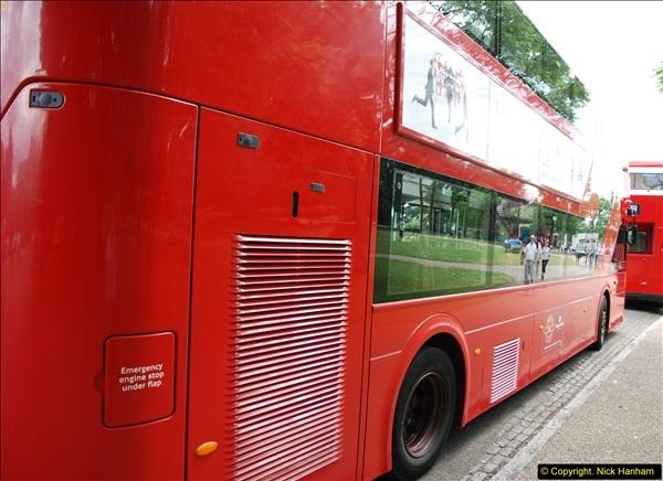 2014-07-13 Routemaster 60 @ Finsbury Park, London.  (365)365