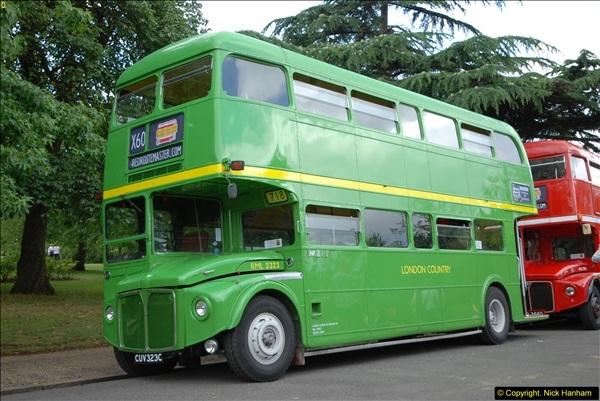 2014-07-13 Routemaster 60 @ Finsbury Park, London.  (369)369