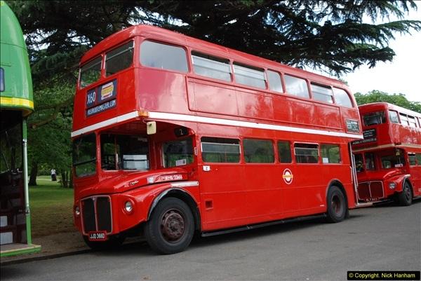2014-07-13 Routemaster 60 @ Finsbury Park, London.  (370)370