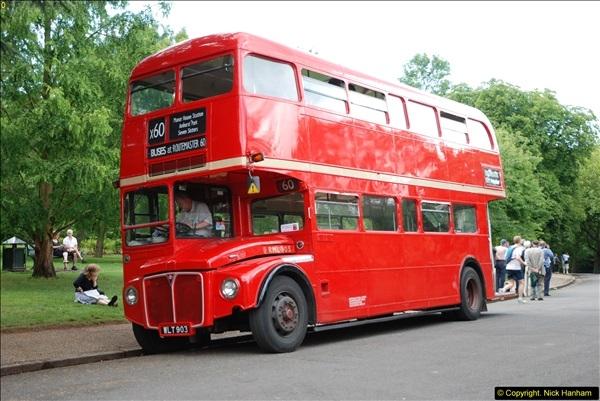 2014-07-13 Routemaster 60 @ Finsbury Park, London.  (371)371