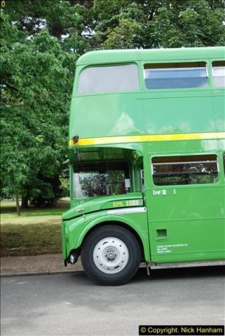 2014-07-13 Routemaster 60 @ Finsbury Park, London.  (373)373