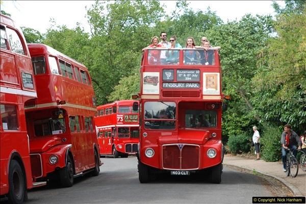 2014-07-13 Routemaster 60 @ Finsbury Park, London.  (374)374