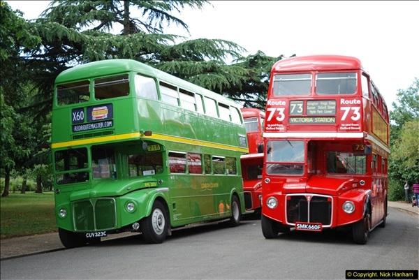 2014-07-13 Routemaster 60 @ Finsbury Park, London.  (375)375