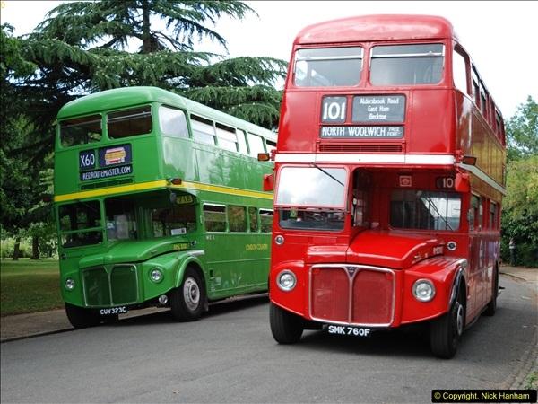 2014-07-13 Routemaster 60 @ Finsbury Park, London.  (376)376
