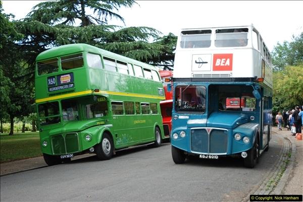 2014-07-13 Routemaster 60 @ Finsbury Park, London.  (377)377