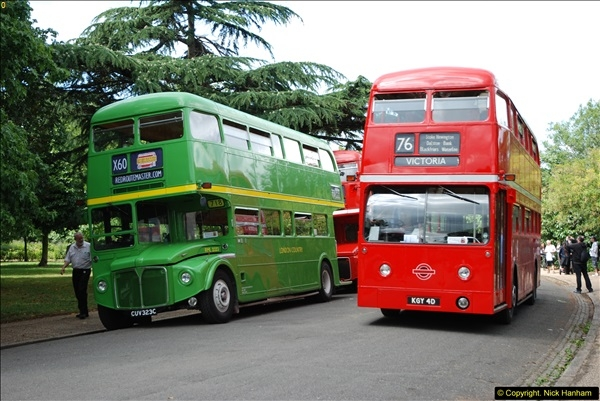 2014-07-13 Routemaster 60 @ Finsbury Park, London.  (378)378