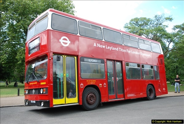 2014-07-13 Routemaster 60 @ Finsbury Park, London.  (379)379