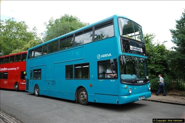 2014-07-13 Routemaster 60 @ Finsbury Park, London.  (38)038
