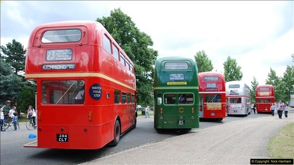 2014-07-13 Routemaster 60 @ Finsbury Park, London.  (380)380