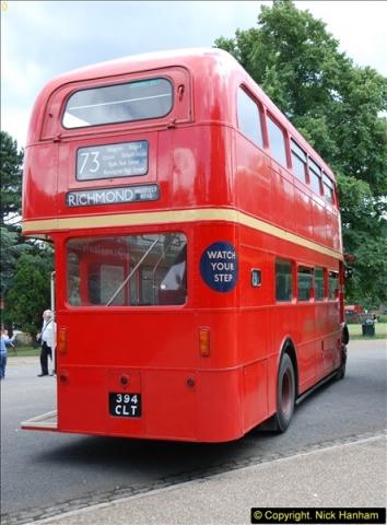 2014-07-13 Routemaster 60 @ Finsbury Park, London.  (381)381