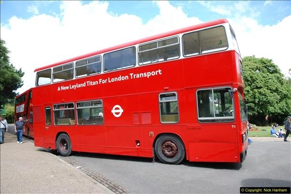 2014-07-13 Routemaster 60 @ Finsbury Park, London.  (382)382