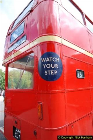 2014-07-13 Routemaster 60 @ Finsbury Park, London.  (383)383