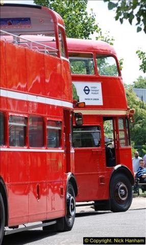2014-07-13 Routemaster 60 @ Finsbury Park, London.  (386)386