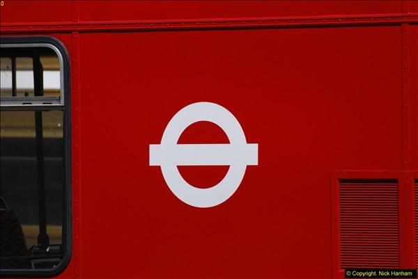 2014-07-13 Routemaster 60 @ Finsbury Park, London.  (387)387