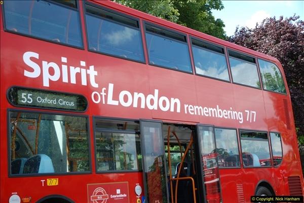 2014-07-13 Routemaster 60 @ Finsbury Park, London.  (391)391