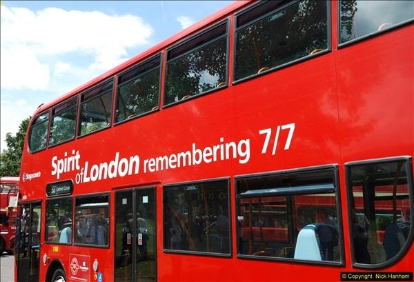 2014-07-13 Routemaster 60 @ Finsbury Park, London.  (392)392