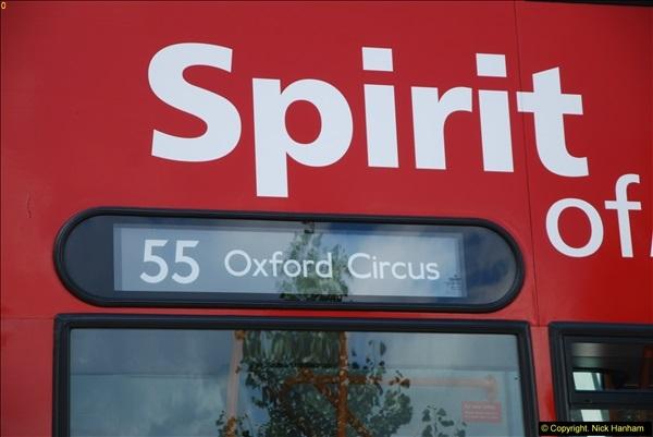 2014-07-13 Routemaster 60 @ Finsbury Park, London.  (393)393