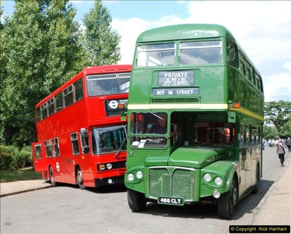 2014-07-13 Routemaster 60 @ Finsbury Park, London.  (397)397