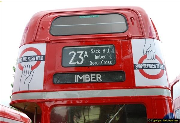 2014-07-13 Routemaster 60 @ Finsbury Park, London.  (400)400