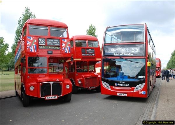 2014-07-13 Routemaster 60 @ Finsbury Park, London.  (404)404