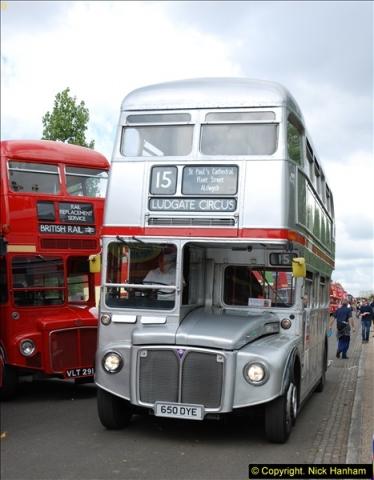 2014-07-13 Routemaster 60 @ Finsbury Park, London.  (406)406