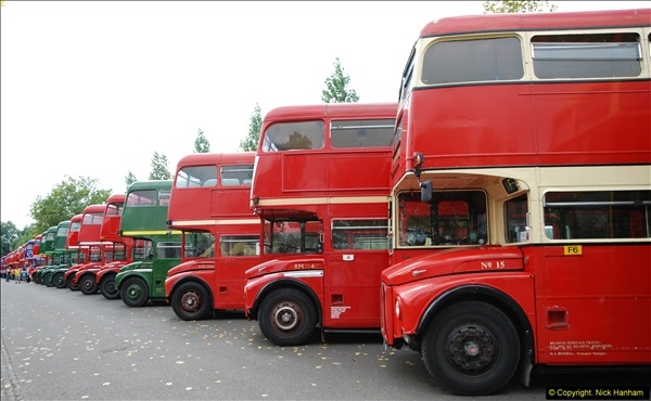 2014-07-13 Routemaster 60 @ Finsbury Park, London.  (407)407