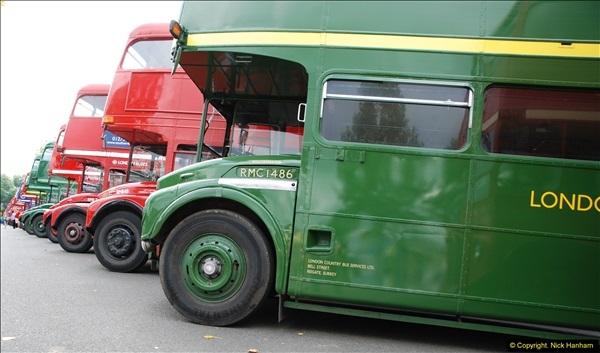2014-07-13 Routemaster 60 @ Finsbury Park, London.  (408)408